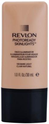 Revlon Cosmetics Photoready™ Skinlights podkład rozświetlający dający naturalny efekt