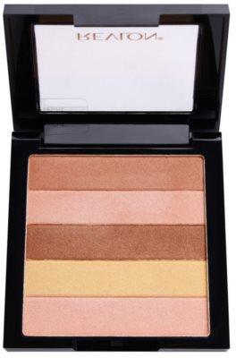 Revlon Cosmetics Sunkissed blush iluminador