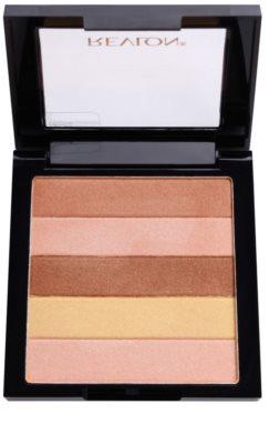 Revlon Cosmetics Sunkissed Rdečilo za posvetlitev