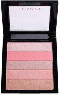 Revlon Cosmetics Sunkissed colorete iluminador