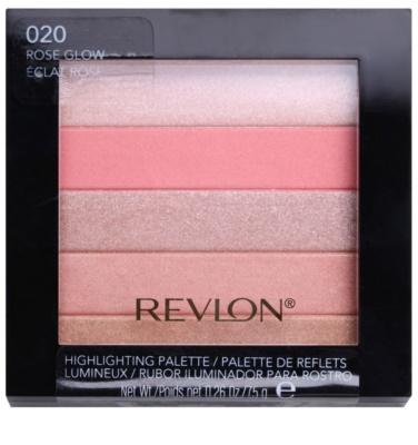 Revlon Cosmetics Sunkissed colorete iluminador 1