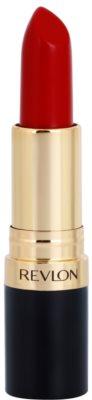 Revlon Cosmetics Super Lustrous™ gyöngyházfényű rúzs