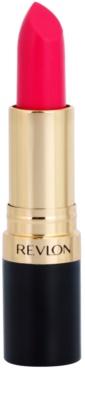 Revlon Cosmetics Super Lustrous™ šminka z mat učinkom