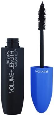 Revlon Cosmetics Volume + Length Magnified™ máscara para dar volume e curvatura mais definida