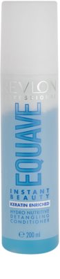 Revlon Professional Equave Hydro Nutritive незмиваючий кондиціонер для сухого волосся