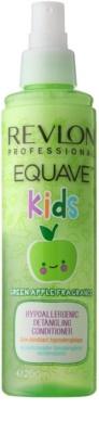 Revlon Professional Equave Kids Balsam hipoalergic pentru par usor de pieptanat 1