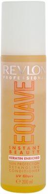 Revlon Professional Equave Sun Protection acondicionador sin aclarado contra la radiación solar