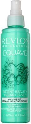 Revlon Professional Equave Volumizing conditioner Spray Leave-in pentru par fin 1