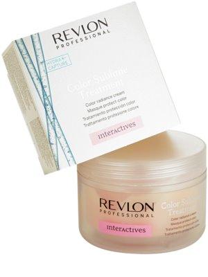 Revlon Professional Interactives Color Sublime mascarilla para cabello teñido 2