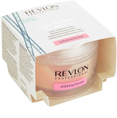 Revlon Professional Interactives Color Sublime maska za barvane lase