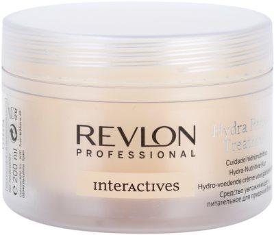 Revlon Professional Interactives Hydra Rescue maska za suhe in poškodovane lase