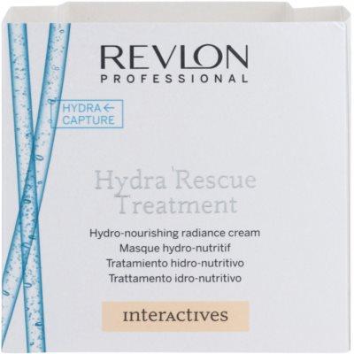 Revlon Professional Interactives Hydra Rescue masca pentru par uscat si deteriorat 4