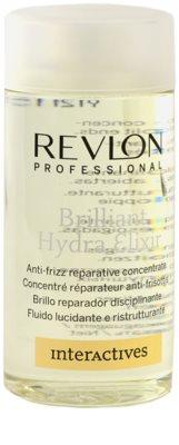 Revlon Professional Interactives Hydra Rescue szérum a rakoncátlan és töredezett hajra 1