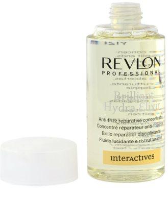 Revlon Professional Interactives Hydra Rescue sérum para cabello encrespado y rebelde 3