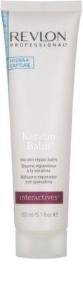 Revlon Professional Interactives Keratin відновлюючий бальзам з кератином