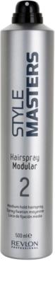 Revlon Professional Style Masters laca de cabelo fixação média 1