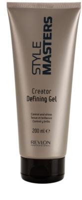 Revlon Professional Style Masters gel para control y brillo