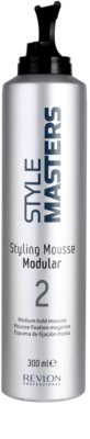 Revlon Professional Style Masters Haarschaum mittlere Fixierung 1