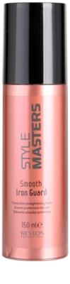 Revlon Professional Style Masters bálsamo alisante protector de calor para el cabello