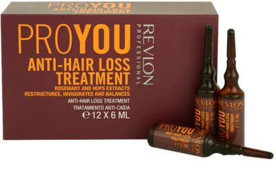 Revlon Professional Pro You Anti-Hair Loss lasni tretma proti izpadanju las 1