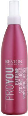 Revlon Professional Pro You Extreme védő spray erős fixálás