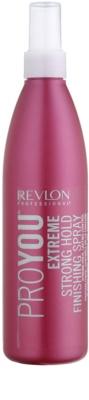 Revlon Professional Pro You Extreme защитен спрей  силна фиксация