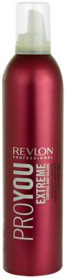 Revlon Professional Pro You Extreme Schaumfestiger starke Fixierung