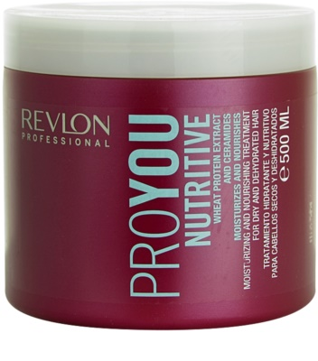 Revlon Professional Pro You Nutritive maseczka  do włosów suchych