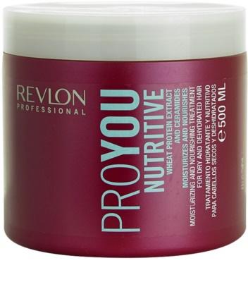 Revlon Professional Pro You Nutritive maska za suhe lase