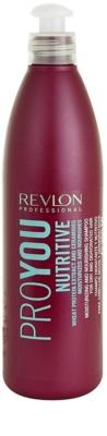 Revlon Professional Pro You Nutritive champú para cabello seco