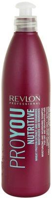 Revlon Professional Pro You Nutritive sampon száraz hajra
