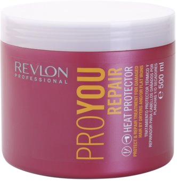 Revlon Professional Equave Heat Protector masca revitalizanta pentru par deteriorat