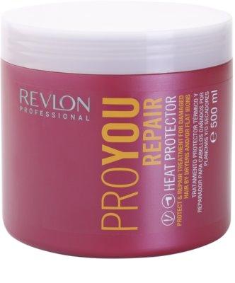 Revlon Professional Equave Heat Protector revitalizační maska pro poškozené vlasy