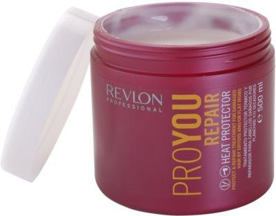 Revlon Professional Equave Heat Protector mascarilla revitalizante para cabello maltratado o dañado 1