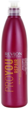 Revlon Professional Pro You Repair Shampoo für beschädigtes, chemisch behandeltes Haar