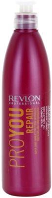 Revlon Professional Pro You Repair szampon do włosów zniszczonych zabiegami chemicznymi