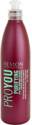 Revlon Professional Pro You Repair sampon minden hajtípusra