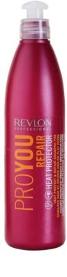 Revlon Professional Pro You Repair ápoló sampon a hajformázáshoz, melyhez magas hőfokot használunk