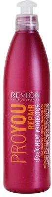 Revlon Professional Pro You Repair Schützendes Shampoo für thermische Umformung von Haaren