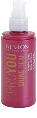 Revlon Professional Pro You Shine sérum pro suché a poškozené vlasy 1