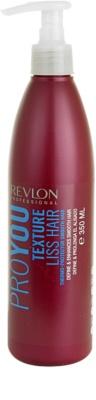 Revlon Professional Pro You Texture вирівнюючий лосьон для тимчасового вирівнювання волосся