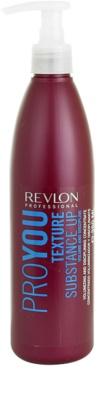 Revlon Professional Pro You Texture formázó koncentrátum dús hatásért