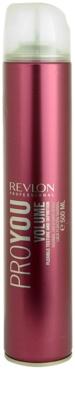 Revlon Professional Pro You Volume hajlakk a normál feszesítésért