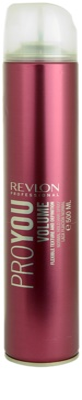Revlon Professional Pro You Volume lakier do włosów umiarkowane utrwalenie
