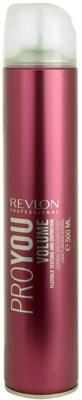 Revlon Professional Pro You Volume лак для волосся для повернення пружності