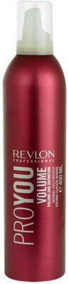 Revlon Professional Pro You Volume espuma modeladora para fixação normal