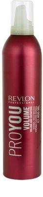 Revlon Professional Pro You Volume pianka do włosów utrwalająca umiarkowane utrwalenie