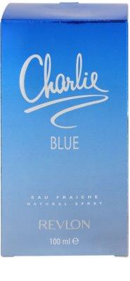 Revlon Charlie Blue Eau Fraiche Eau de Toilette pentru femei 4