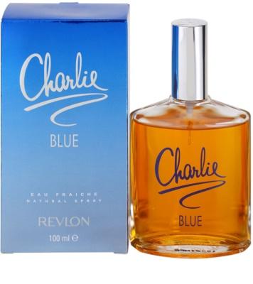 Revlon Charlie Blue Eau Fraiche туалетна вода для жінок