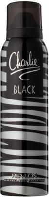 Revlon Charlie Black Deo-Spray für Damen